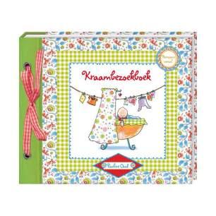 Kraambezoekboek Pauline Oud €14,95
